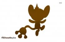 Fish Pokemon Symbol Silhouette