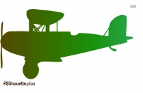 Airplane Clipart Silhouette