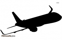 Aeroplane Silhouette Vector And Graphics