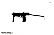 Akm 63 Silhouette Vector And Graphics