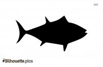 Sea Creatures Silhouette Images