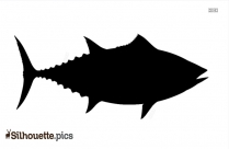 Angler Fish Silhouette