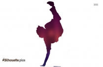 All Is Well B Boying Silhouette