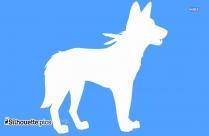 Alpha Dingo Silhouette