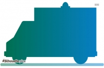 Ambulance Clipart Silhouette Illustration