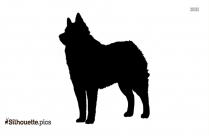 Airedale Terrier Clip Art Image Silhouette