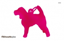 Dachshund Silhouette Image, Dogbreeds Clipart