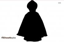 Cartoon Doll Silhouette Clip Art