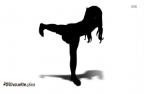 Animals Yoga Poses For Kids Silhouette