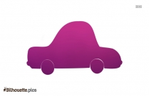 Animated Car Silhouette Background