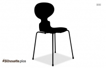 Ant Chair Silhouette