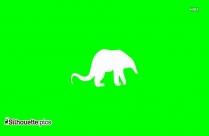 Beaver Silhouette Free Vector Art