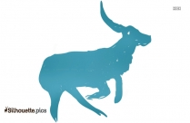 Dhole  Clipart || Canidae Silhouette