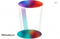 Glass Bowl Silhouette