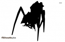 Antlion Logo Silhouette For Download