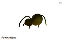 Spider Silhouette Image And Vector