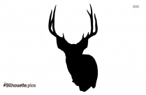 Caribou Clipart Free Images Silhouette