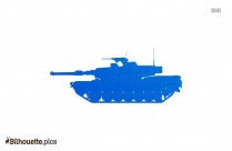 Main Battle Tank Silhouette Picture