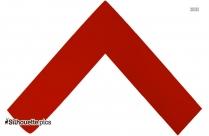 Arrow Up Clip Art Silhouette
