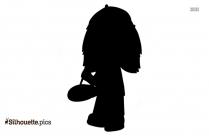 Art Class Silhouette Free Vector Art