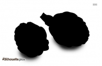 Free Artichokes Silhouette