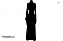 Ramona Dress Silhouette Image