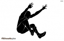 Leaping Dancer Silhouette