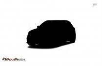 Bmw I8 Silhouette Icon
