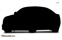 Volkswagen Beetle Bug Silhouette Image