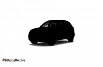 Audi Car Silhouette Illustration