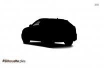 Audi R8 Silhouette Clipart