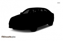 Audi R7 Silhouette Image And Vector