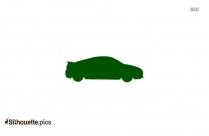 Audi Q8 Silhouette Vector