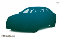 Audi Car Silhouette Art