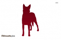 Clip Art Great Danes Silhouette Image