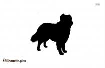 Doberman Dogs Silhouette Image