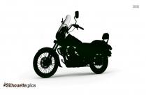 Avenger Bike Photo Silhouette