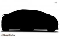 Luxury Car Lamborghini Silhouette