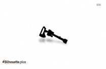 Rifle Silhouette Clipart