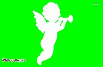 Baby Angel Outline Drawings
