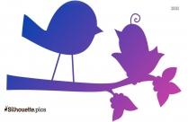 Cute Baby Bird Clipart Image