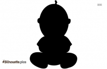 Baby Avengers Silhouette