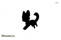 Baboon Silhouette Vector And Graphics