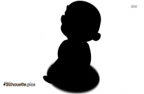 Girl Child Silhouette Background