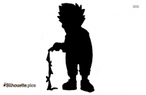 Safety Shower Clipart Silhouette