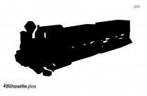 Baby Train Silhouette