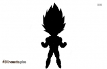 Dragon Ball Silhouette Image