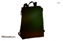 Hand Bags Silhouette