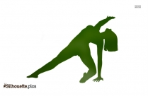 Backbend Yoga Poses Silhouette Images, Pics