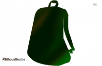 Shopping Bag Icon Silhouette